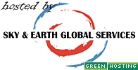 Hosted by Sky & Earth Global Services